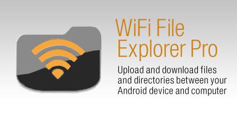 WiFi File Explorer PRO v1 9 5 Full APK