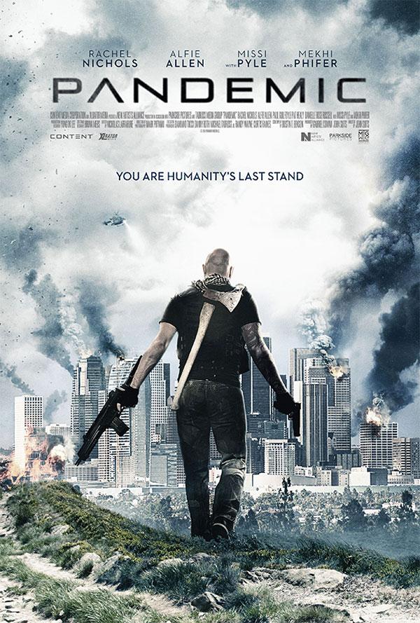 Pandemic (2016) ไวรัสสยองโลก [HD]