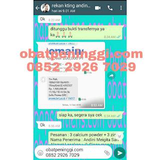 Hub. Siti +6285229267029(SMS/Telpon/WA) Obat Peninggi Badan Alor Distributor Agen Stokis Cabang Toko Resmi Tiens Syariah Indonesia