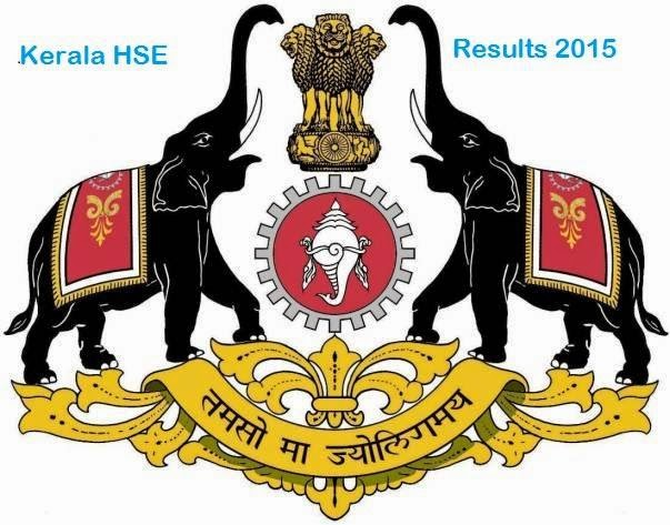 Kerala Hse Plus Two Result 2015