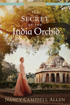 Heidi Reads... The Secret of the India Orchid by Nancy Campbell Allen