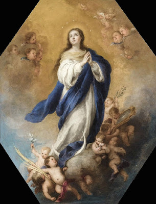 Inmaculada - 1670 - Murillo - Museo de Bellas Artes de Sevilla