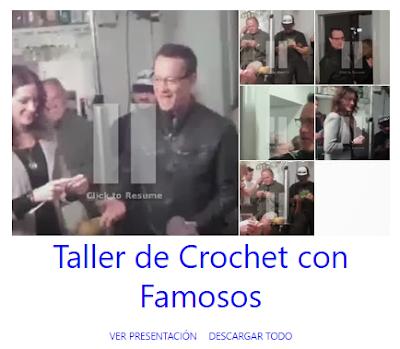 Taller de Tejedores con Julia Roberts y Tom Hanks