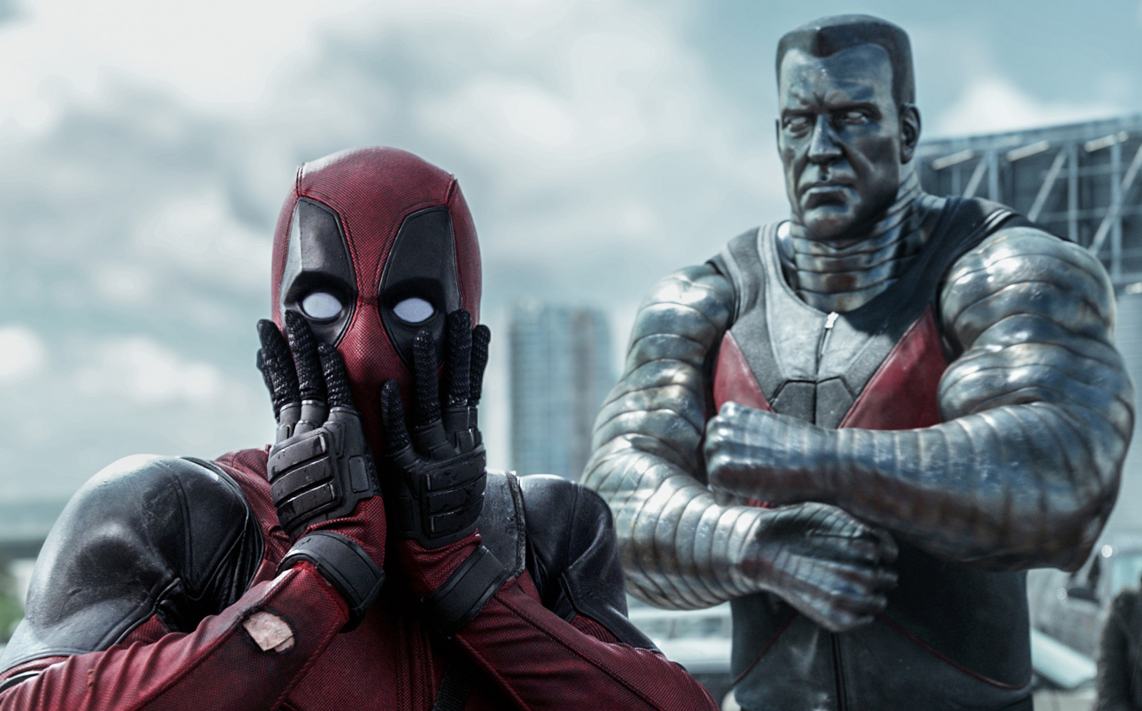 a review of the movie deadpool 'deadpool 2' review: ryan reynolds did the r-rated superhero thing first, now he does it better  promising that in this movie, he, too, will die.