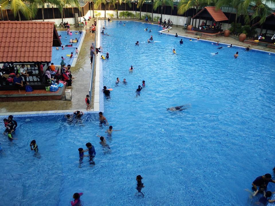 Putrajaya di tempat mandi 23+ Tempat