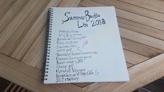 Summer Bucket List 2018, Upper Cape Cod, Falmouth, MA