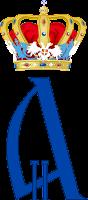 monogramme d'Alexandre II