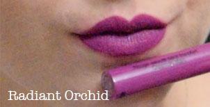 sephora cream lip stain radiant orchid