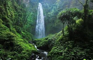5 Air Terjun Di Lombok Yang Paling Keren Dan Populer
