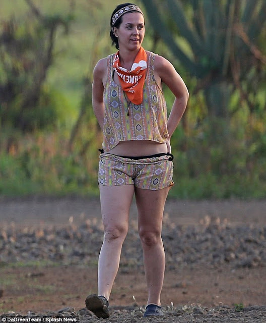 Hollywood Happening Katy Perry Without Make-Up-6703