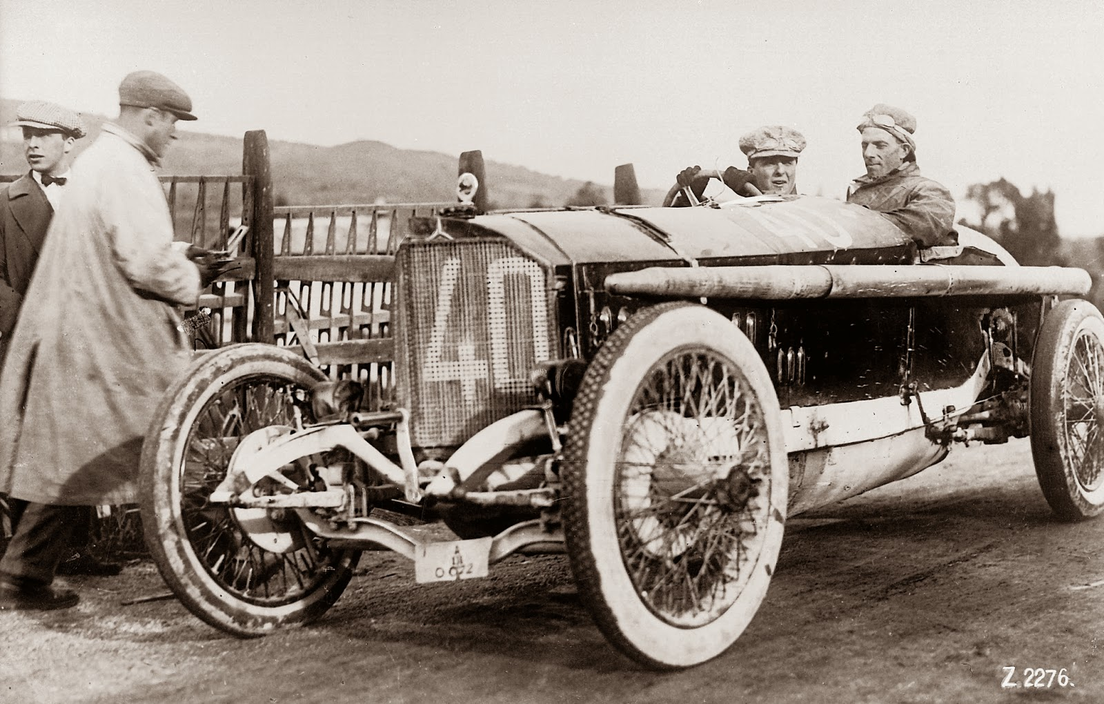 The Automobile and American Life: Mercedes-Benz Motor ...