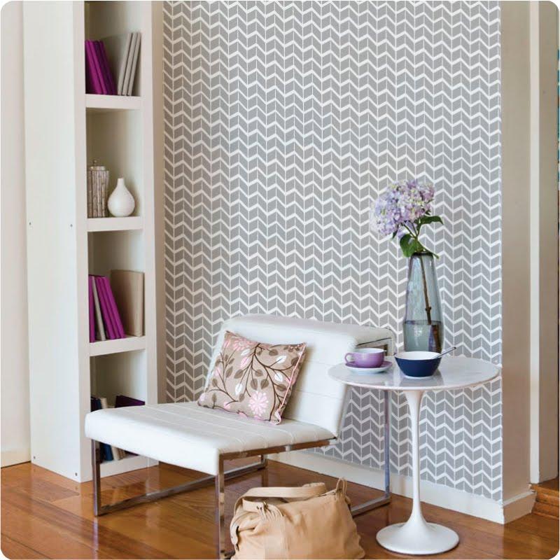 Lah-Ti-Do: Removable Wallpaper