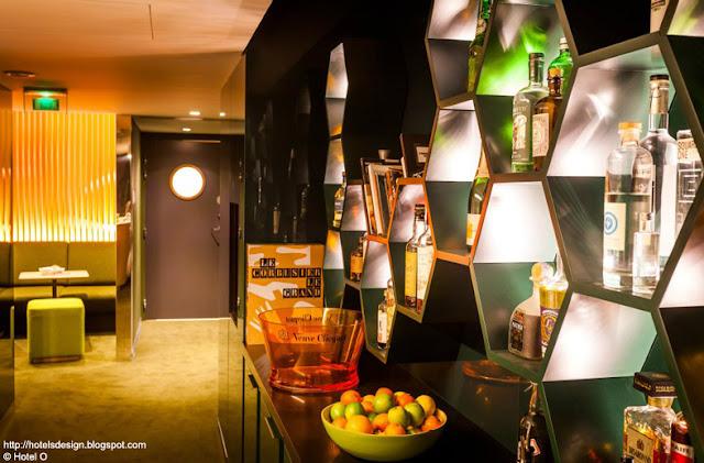 Les plus beaux hotels design du monde hotel o by ora to for Hotel design paris 8
