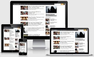 Viral Blogger V4  Blogger Template