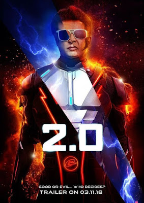 Poster 2.0 (2018) Hindi Dubbed HD 720p