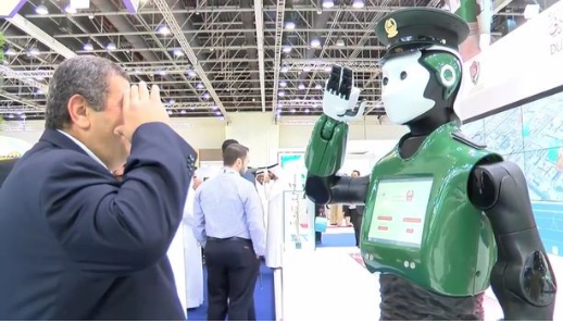 Dubai Siap Operasikan Robocop Pertama di Dunia, Simak Kecanggihannya