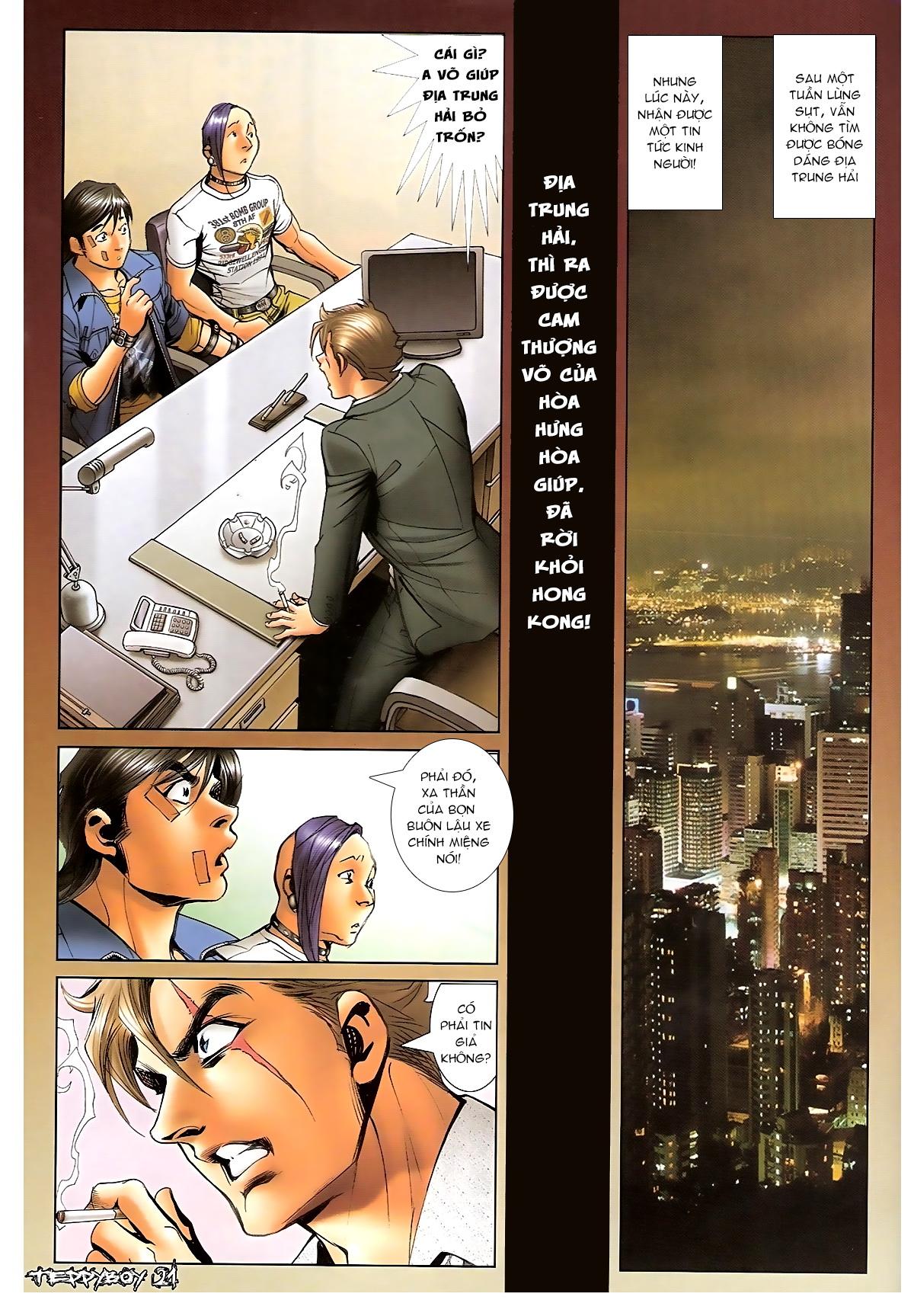 Người Trong Giang Hồ - Chapter 1318: Một mình gánh chịu - Pic 18