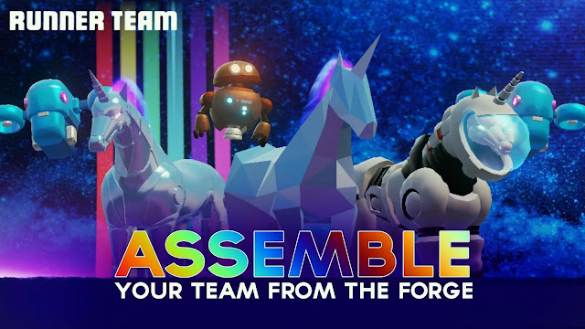Robot Unicorn Attack 3 APK MOD Unlimited Money-Fredain.com