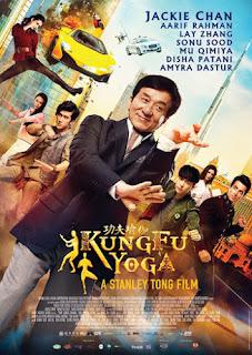 Film Kung-Fu Yoga Terbaru (2017)