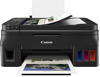 one alongside first-class contraption together with cloud organize Canon PIXMA G4511 Drivers Download, Review And Price