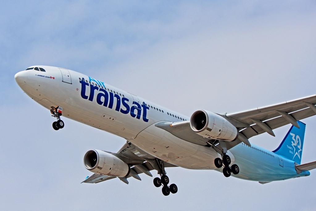Air Transat Tipped For Split Service