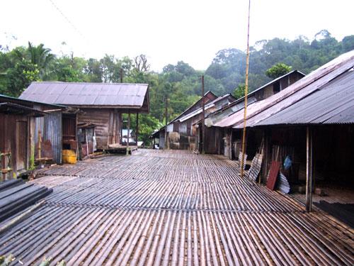Sarawak Annah Rais Longhouse
