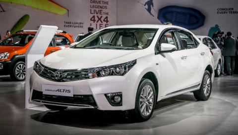Toyota Altis 2018 sắp ra mắt và giảm giá tốt cho phiên bản hiện tại ảnh 3