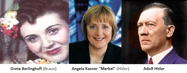 Greta%2BBerlinghoff%2B %2BAngela%2BKasner%2BMerkel%2B %2BAdolf%2BHitler via Angel-Wings