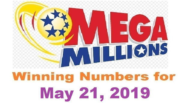 Mega Millions Winning Numbers for Tuesday, May 21, 2019