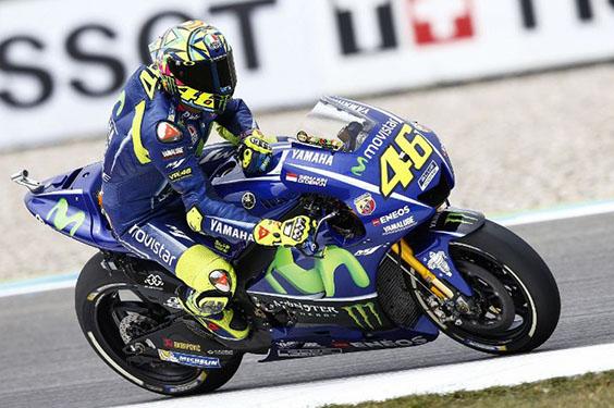 Rossi Juara Pada Balapan di Sircuit Assen