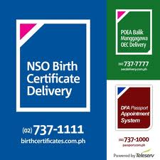 NSO Birth Certificate Delivery Made Easy!