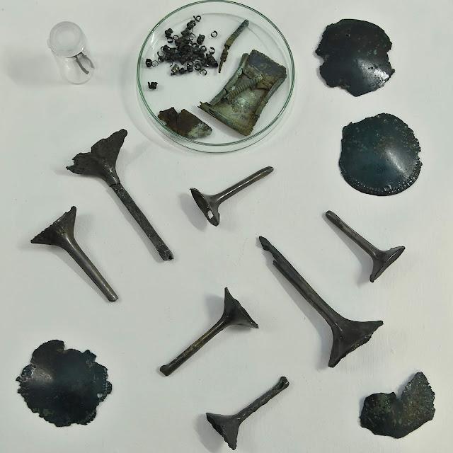 Bronze Age jewellery found in Slovakia