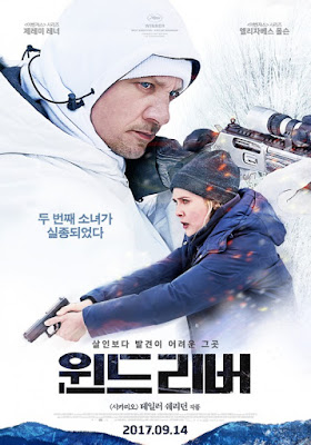 Wind River 2017 Eng WEB-DL 480p 300Mb ESub x264