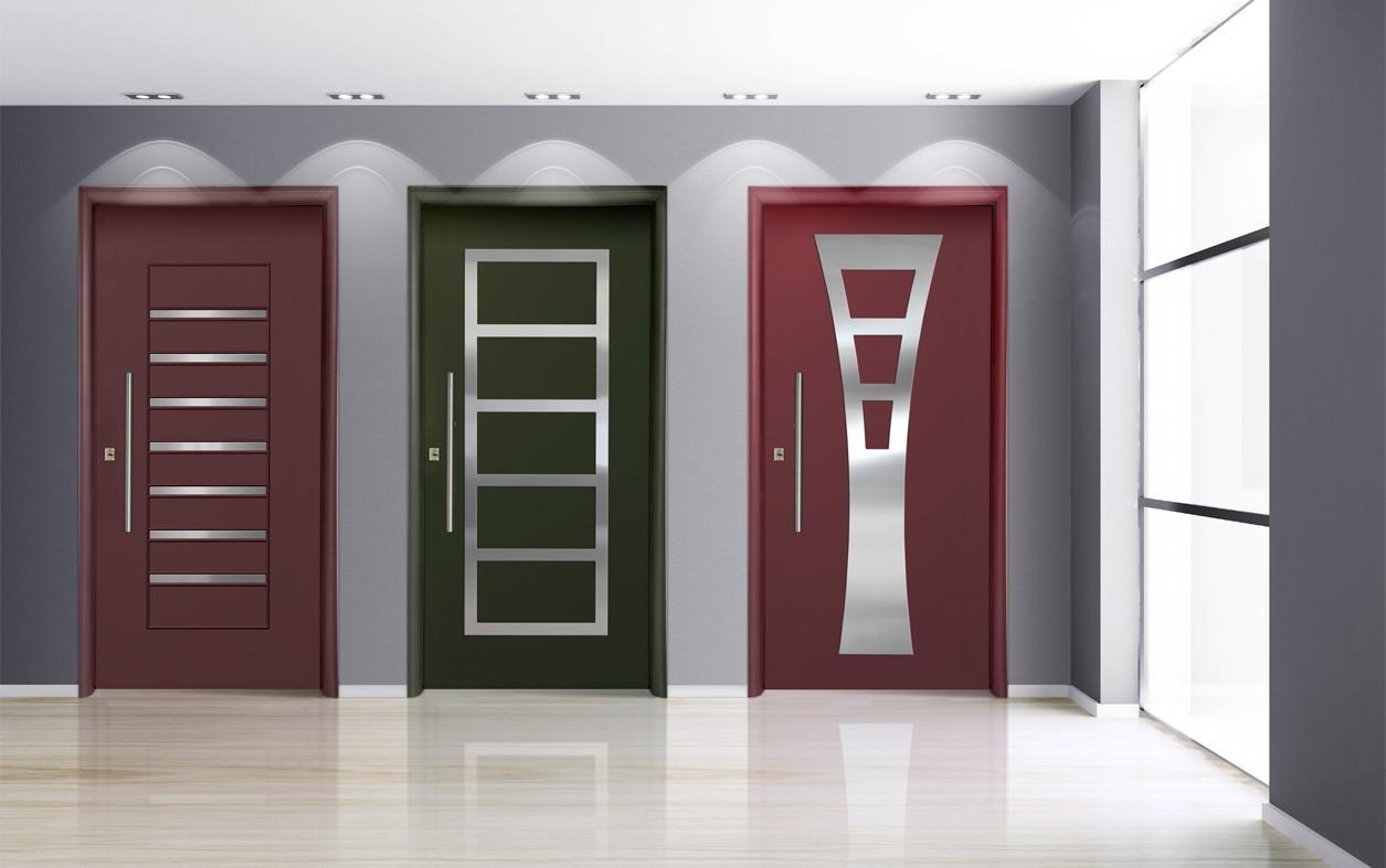 Model Pintu Rumah Minimalis Paling Terkini 2016 - Desain Rumah