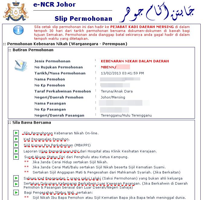 94 Info Download Form Syarat Nikah Doc Pdf Zip 2019