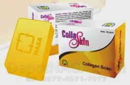 Review nasa collaskin soap