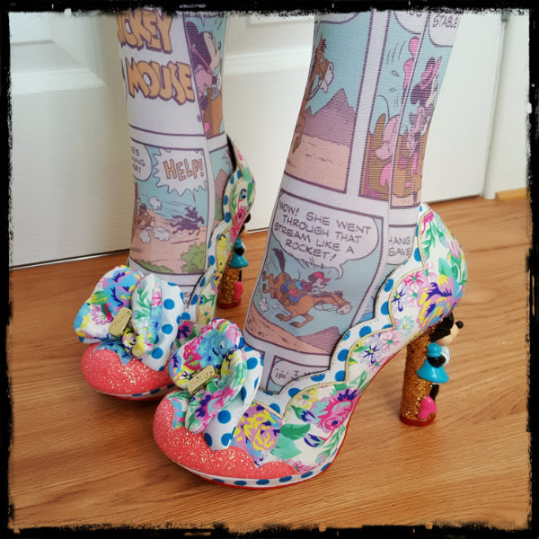 wearing irregular choice disney sherbet ice cream