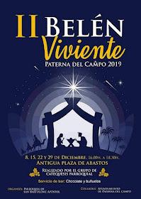 Paterna del Campo - Belén Viviente 2019