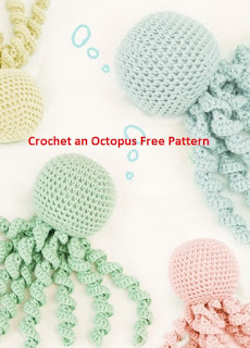 Free Crochet Octopus Pattern Download