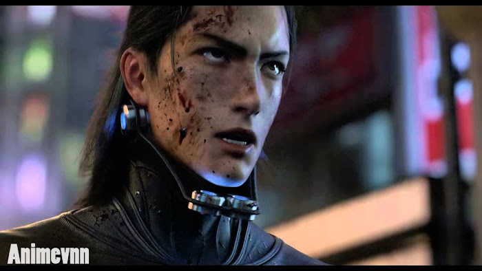 Ảnh trong phim Gantz:O 1