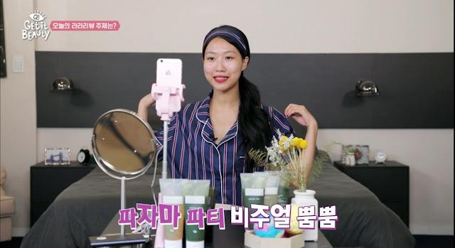 Artis Kpop Pun Guna Althea Real Fresh Skin Detoxer