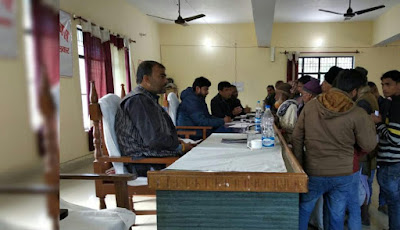 SDM Basti Uttar Pradesh Listen To Public