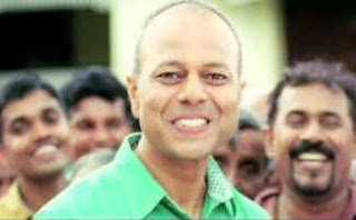 Minister of Law and Order Sagala Ratnayaka