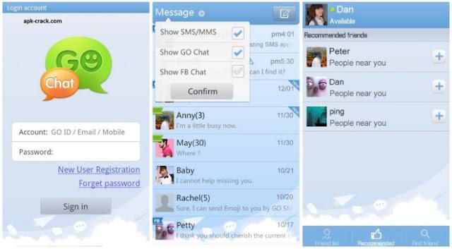 Download Go SMS Pro Apk (Mod Premium)