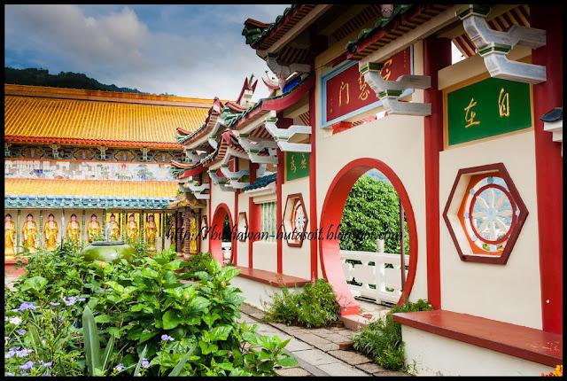Vihara Kek Lok Tempat Wisata Populer di Penang yang sering Dikunjungi