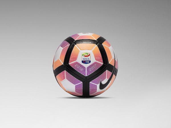 Bola Nike Orderm 4 Serie A Italy
