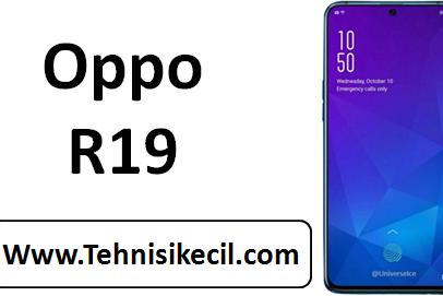Cara Flashing Oppo R19 Via SD card dengan mudah dan cepat