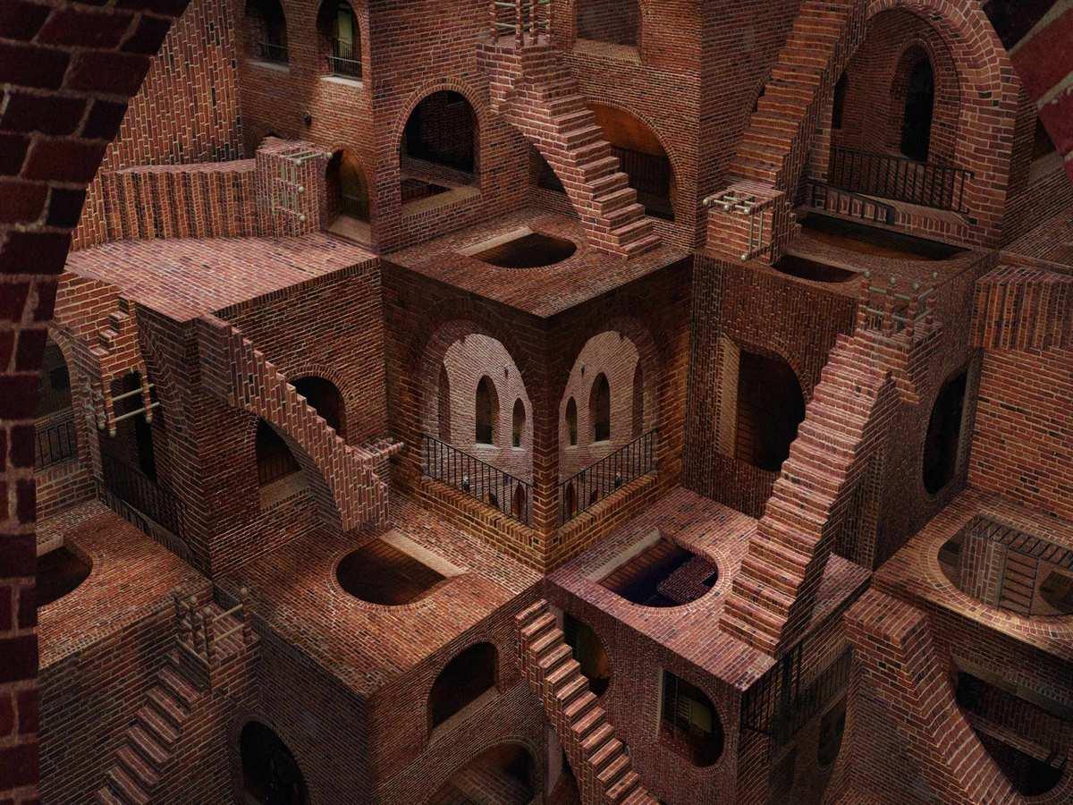 Architettura astratta immagini e sfondi per ogni momento for Blog architettura