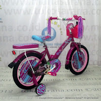 16 Inch Element Bonita Kids Bike
