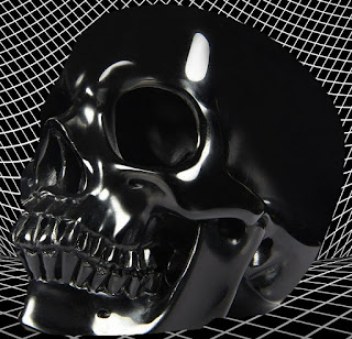 Black Crystal Skull Collection